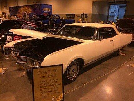 1967 Oldsmobile Ninety-Eight for sale 100804866