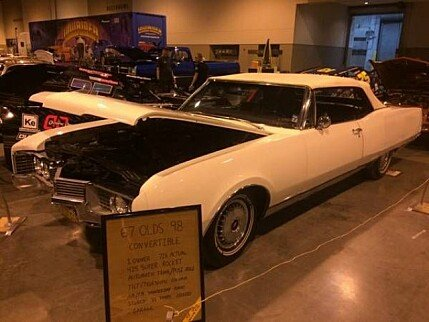 1967 Oldsmobile Ninety-Eight for sale 100828903