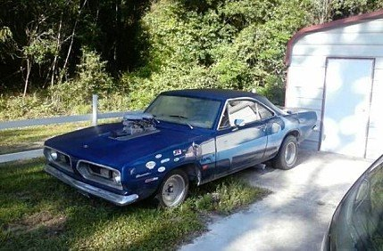 1967 Plymouth Barracuda for sale 100828530