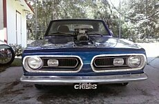 1967 Plymouth Barracuda for sale 100828579