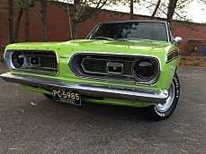 1967 Plymouth Barracuda for sale 100834992
