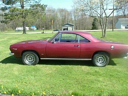 1967 Plymouth Barracuda for sale 100855683