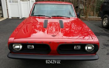 1967 Plymouth Barracuda for sale 100845602