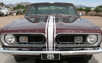 1967 Plymouth Barracuda for sale 100996437