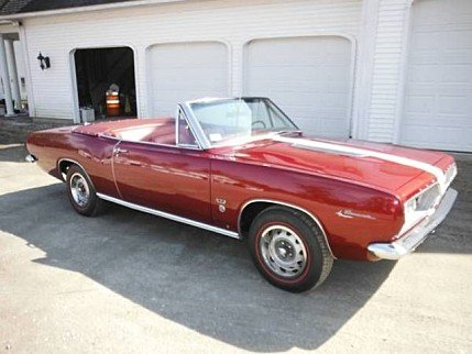 1967 Plymouth Barracuda for sale 101051387