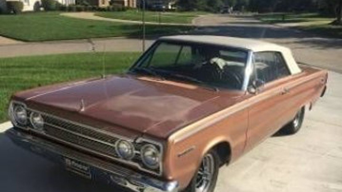 1967 Plymouth Belvedere for sale 101041751