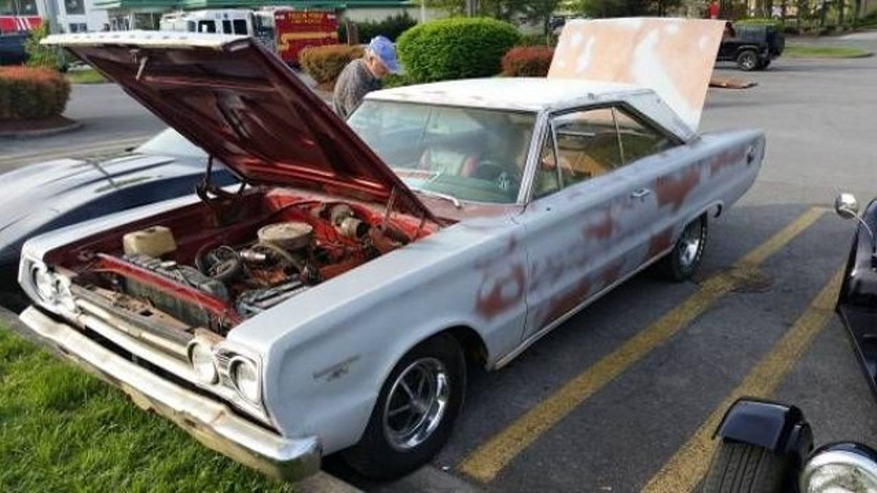 1967 Plymouth GTX for sale 101000817