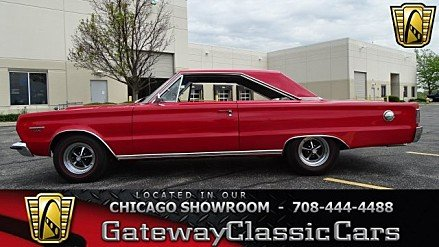 1967 Plymouth GTX for sale 100988987