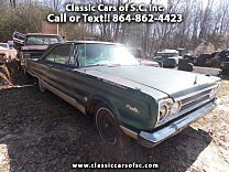 1967 Plymouth Satellite for sale 100742092