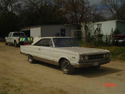 1967 Plymouth Satellite for sale 100828792