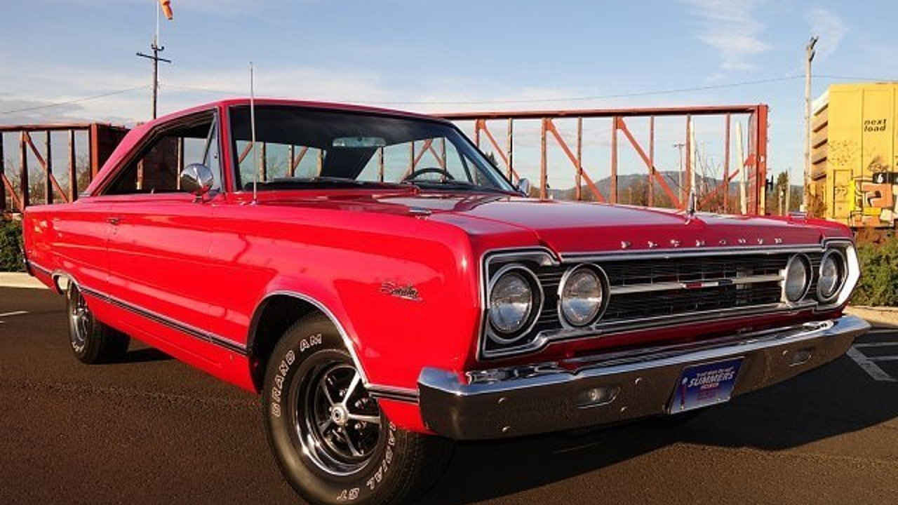 1967 Plymouth Satellite for sale near Eugene, Oregon 97403 ...