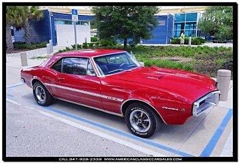 1967 Pontiac Firebird for sale 100784849