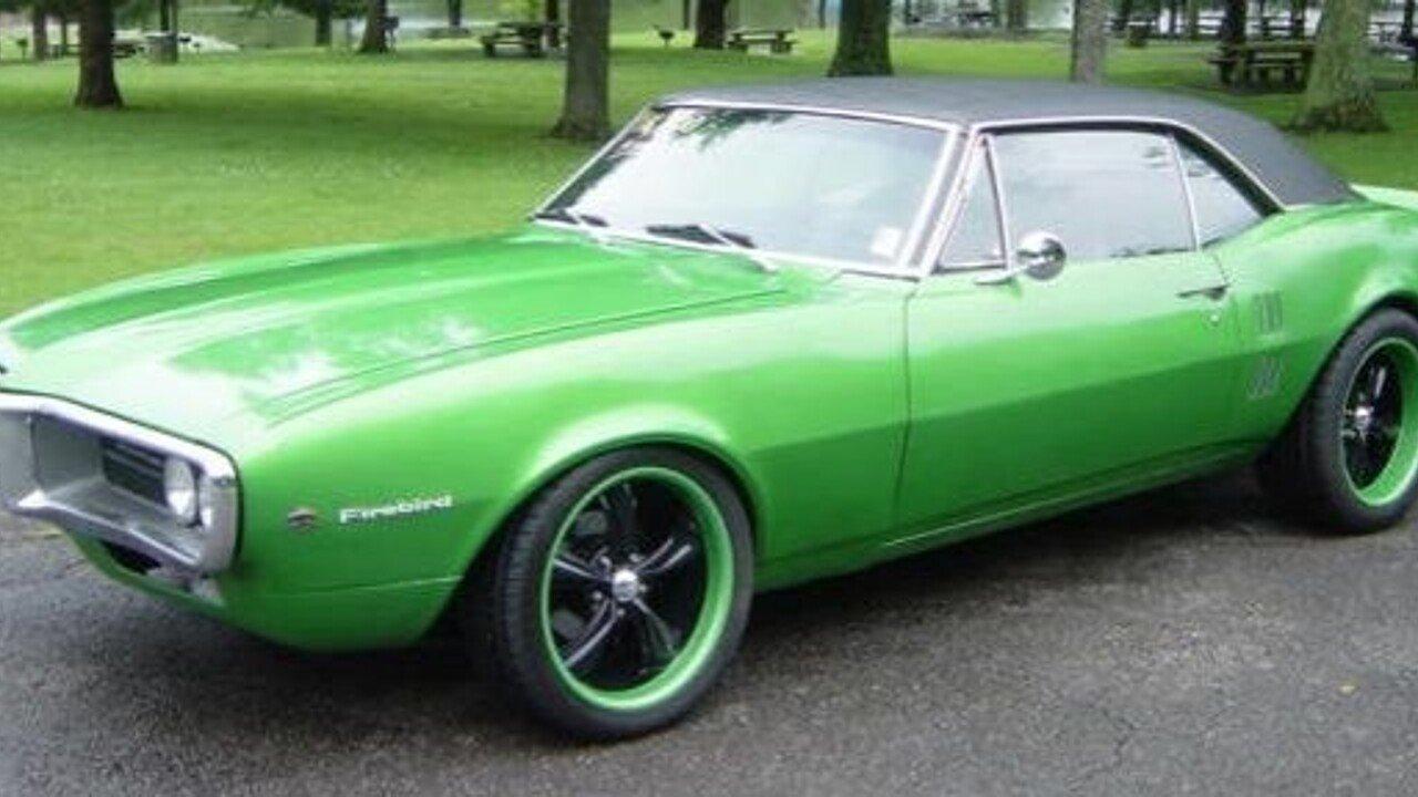 1967 Pontiac Firebird for sale 100886633