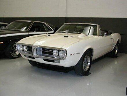 1967 Pontiac Firebird for sale 100828785