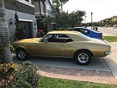 1967 Pontiac Firebird for sale 100866985