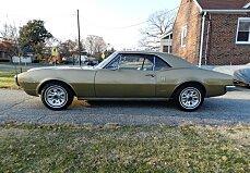 1967 Pontiac Firebird for sale 100957897