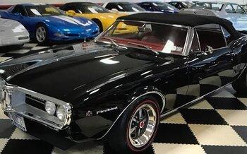 1967 Pontiac Firebird Convertible for sale 100924219