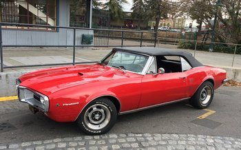 1967 Pontiac Firebird Convertible for sale 101003410
