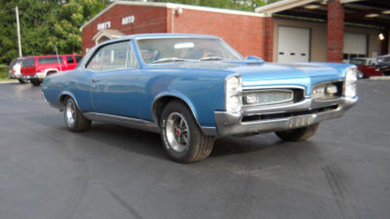 1967 Pontiac GTO for sale near Florence, Alabama 35634 - Classics on ...