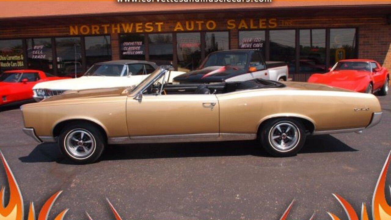 1967 Pontiac GTO for sale near North Canton, Ohio 44720 - Classics ...