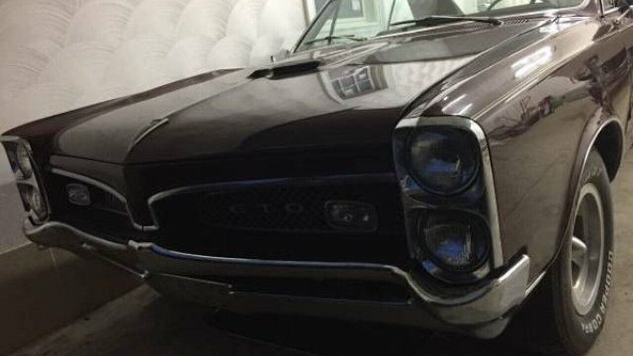 1967 Pontiac GTO for sale 100892880
