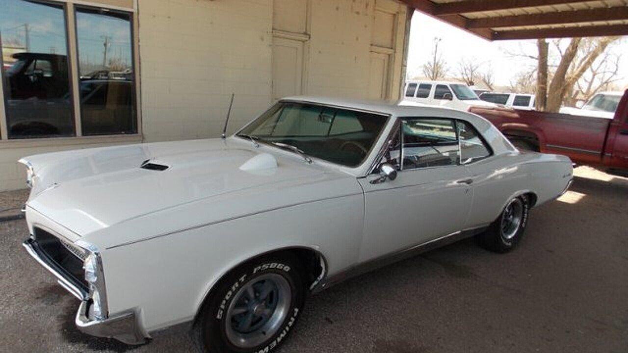 1967 Pontiac GTO for sale near Dallas, Texas 75207 - Classics on ...