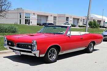 1967 Pontiac GTO for sale 100994947