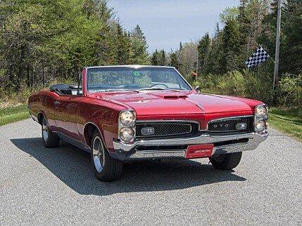 1967 Pontiac GTO for sale 100883792