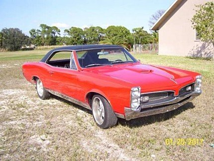 1967 Pontiac GTO for sale 100854953