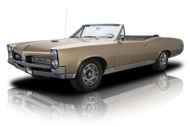 1967 Pontiac GTO For Sale 100883266