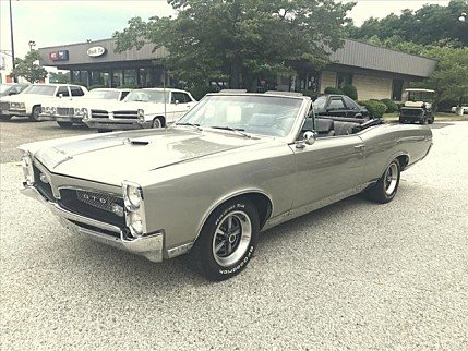 1967 Pontiac GTO for sale 100886934