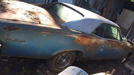 1967 Pontiac GTO for sale 100888175