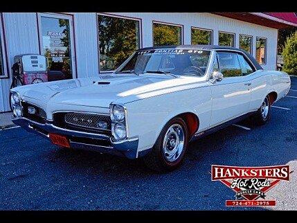 1967 Pontiac GTO for sale 100912523