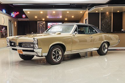 1967 Pontiac GTO for sale 100914495