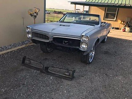1967 Pontiac GTO for sale 100926588