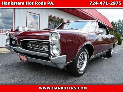 1967 Pontiac GTO for sale 100985535