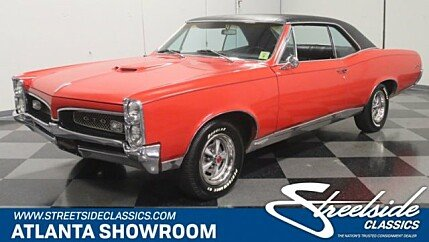 1967 Pontiac GTO for sale 100990851