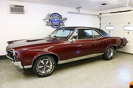 1967 Pontiac GTO for sale 100992832