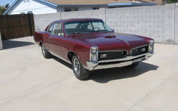 1967 Pontiac GTO for sale 101010077