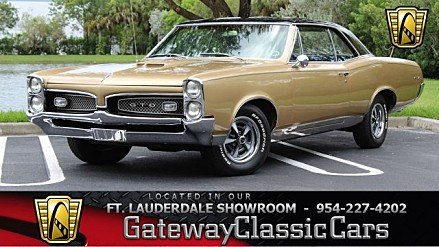 1967 Pontiac GTO for sale 101028420