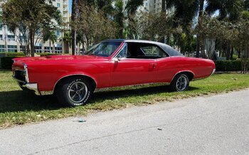 1967 Pontiac GTO for sale 101039183