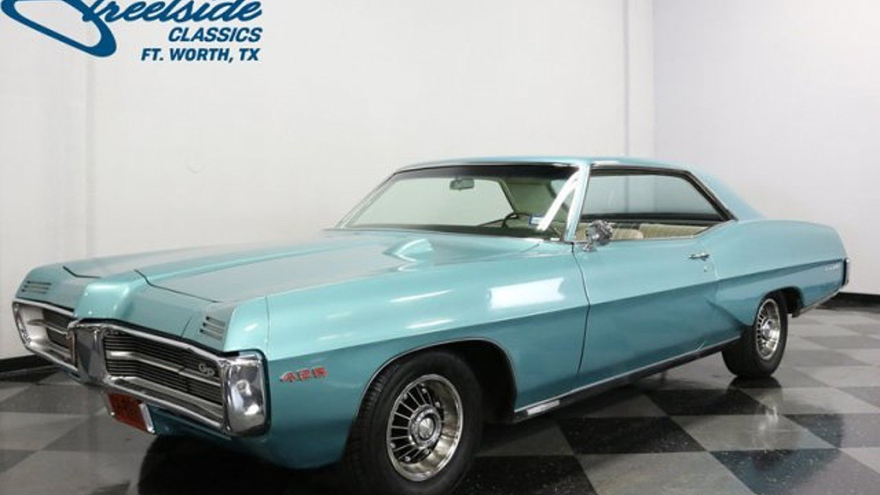 1967 Pontiac Grand Prix for sale near Fort Worth, Texas 76137 ...