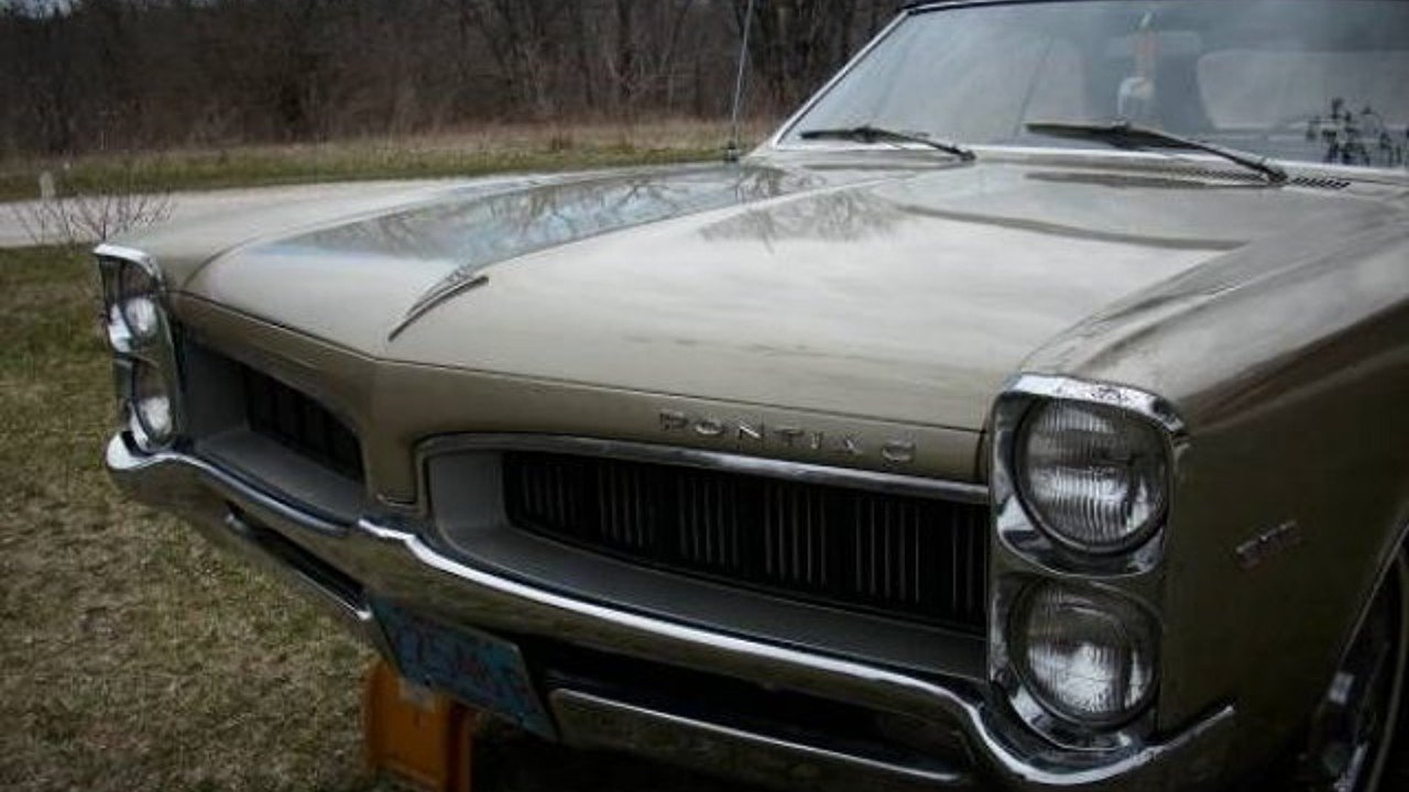 1967 Pontiac Le Mans for sale near Cadillac, Michigan 49601 ...