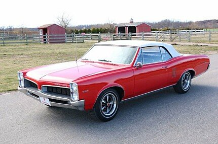 1967 Pontiac Le Mans for sale 100859643