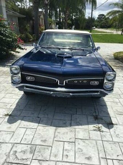 1967 Pontiac Le Mans for sale 100951652