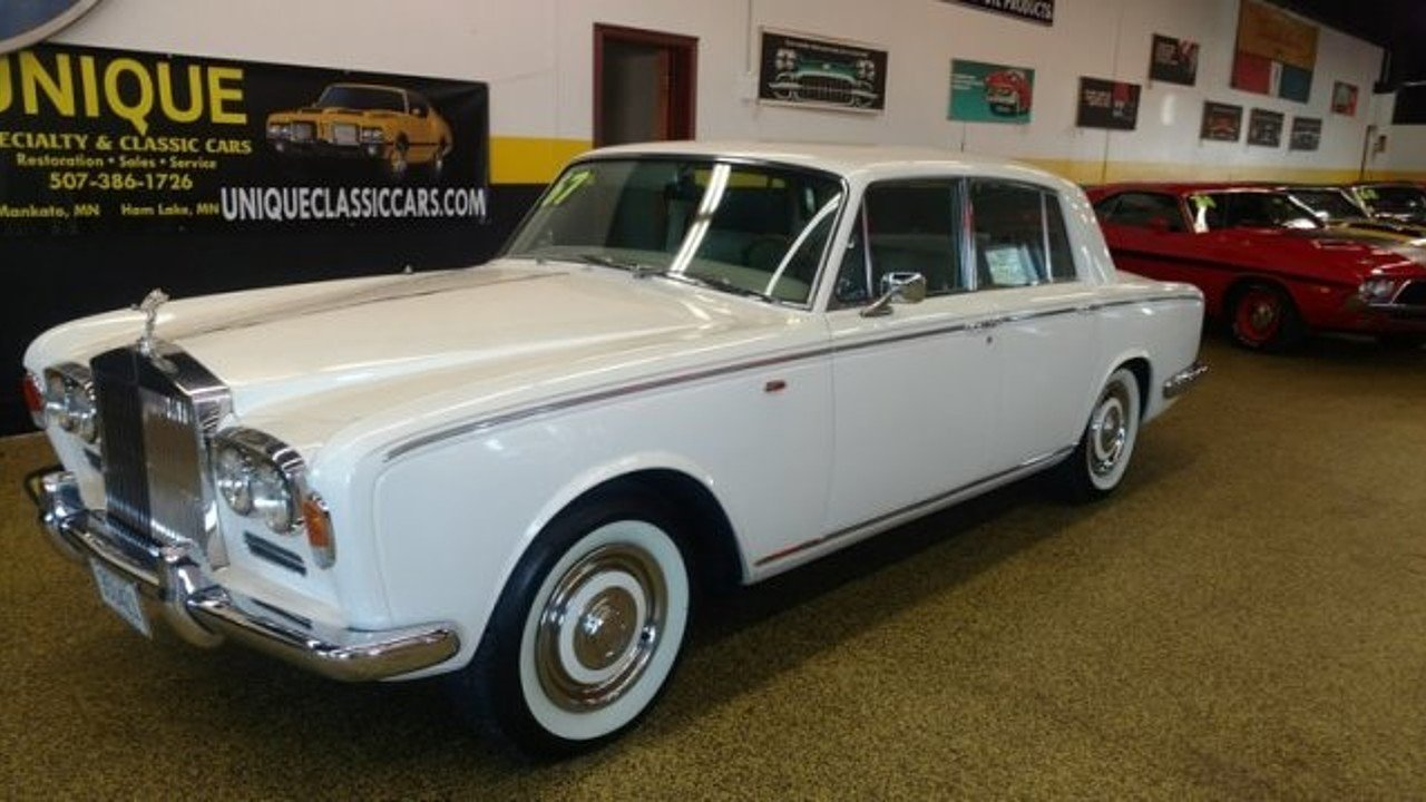 Rolls-Royce Silver Shadow Classics for Sale - Classics on Autotrader