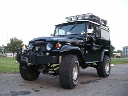 1967 Toyota Land Cruiser for sale 100907690