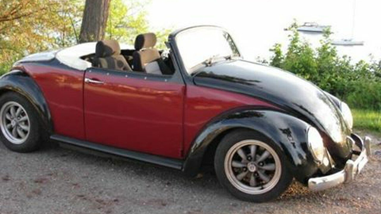 1967 Volkswagen Beetle for sale 100838628