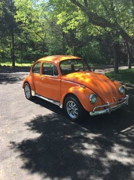 1967 Volkswagen Beetle for sale 100869159