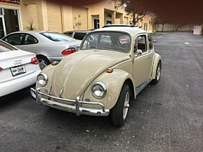 1967 Volkswagen Beetle for sale 100892510